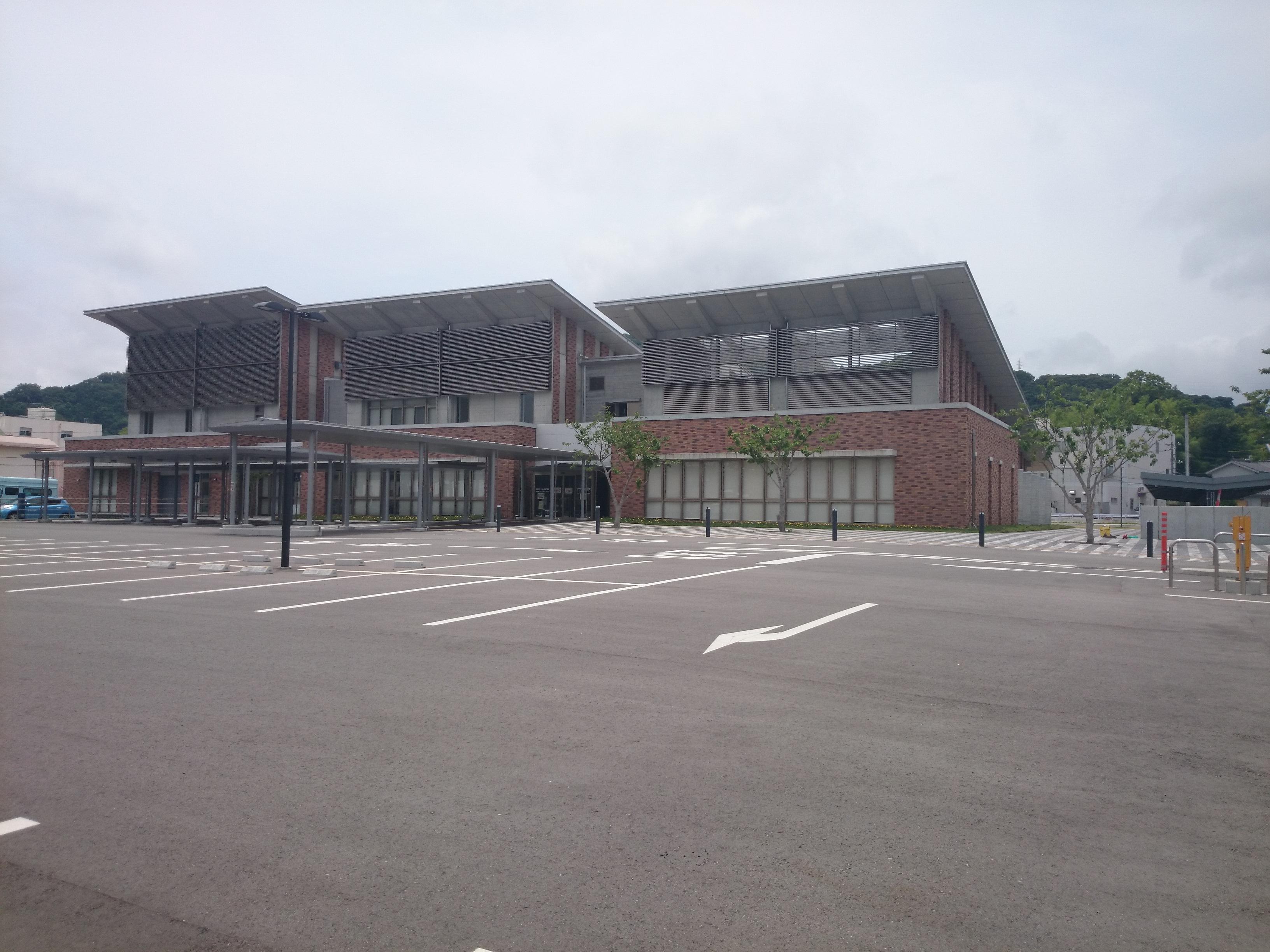 浜田市立図書館